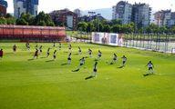 مرور کارهای تاکتیکی تیم ملی فوتبال در مقدونیه