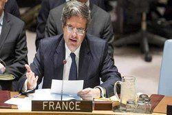 فرانسه هم برای سوریه شاخ و شانه کشید