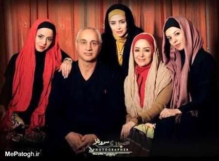 الناز حبیبی در کنار خواهرانش + عکس