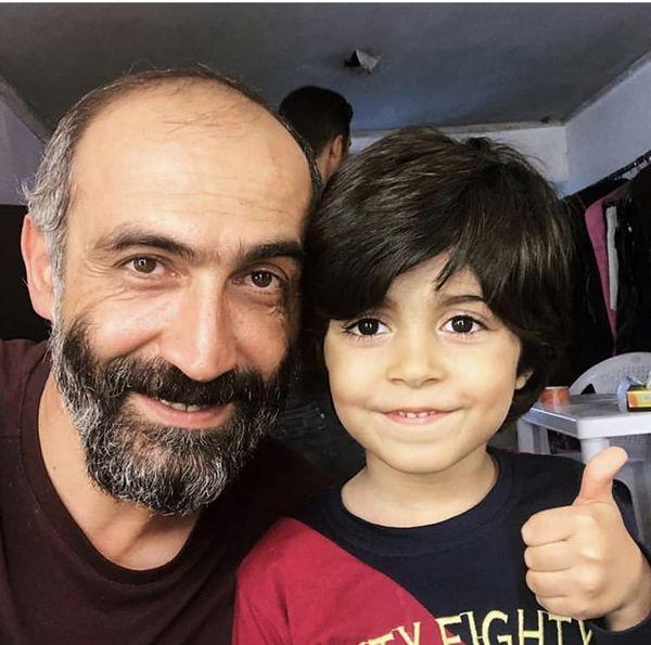 برادرزاده شیطونهادی حجازی فر + عکس
