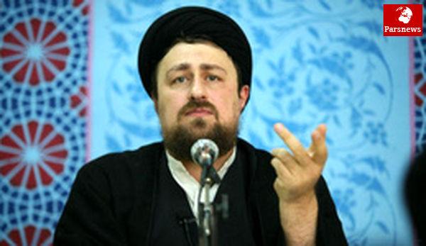 حسن خمینی: بدون امیدواری در دلمان بهاری نیست