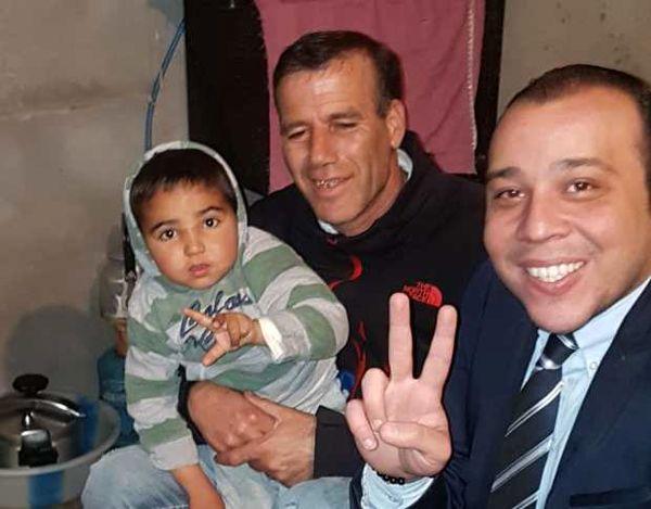 فوتبالیست معروف آرزوی پسربچه معلول را برآورده میکند