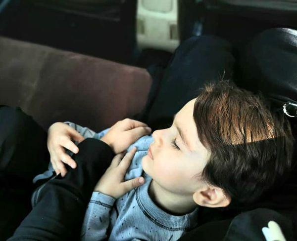عاشقانه خانم مشاور وزیر برای پسرش+عکس