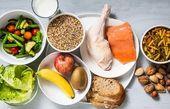 خصوصیات تغذیه سالم