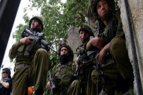 یورش صهیونیستها به کرانه باختری/۲۳ فلسطینی بازداشت شدند