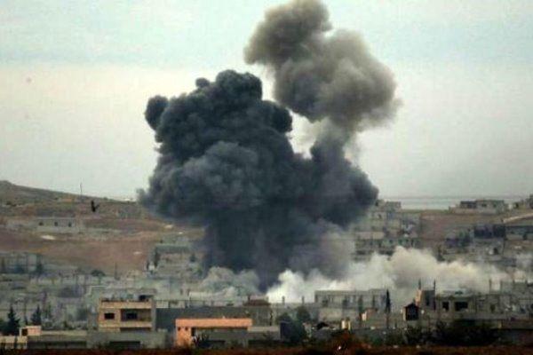 ۱۴ سوری قتل عام شدند