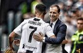 وصلت کریس رونالدو با بانوی پیر مبارک شد