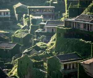 روستایی که همه جاش سبزه ! + عکس