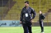 حسینی: پرسپولیس دو تعویضی کرد که توانمند بودند