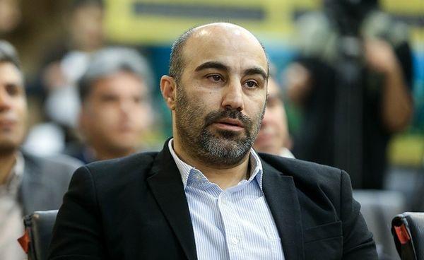 واکنش محسن تنابنده به حضور مدافع برزیلی استقلال در استادیوم آزادی