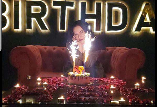 تولد مجلل سوپرایزی لادن سلیمانی+عکس
