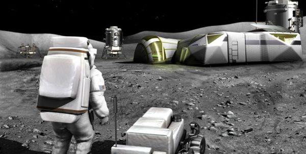 برنامه ۲۸ میلیارد دلاری ناسا برای فرستادن انسان به ماه