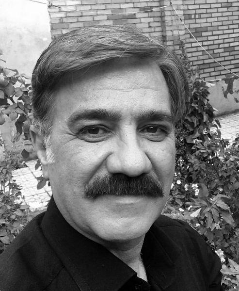 گریم متفاوت حسن اسدی با سبیل + عکس