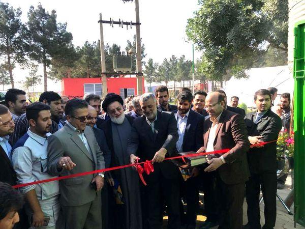 افتتاح دو طرح بخش کشاورزی استان تهران در ورامین
