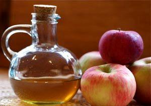 خواص شگفت انگیز سرکه سیب