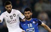 دو بازیکن استقلال در جمع برترینهای لیگ قهرمانان آسیا