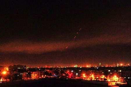 آمریکا 100 تا 120 موشک به سوریه شلیک کرد