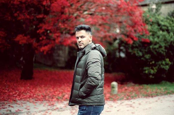 سیروان خسروی در منظره ای چشم نواز + عکس