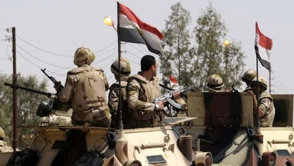 داعش مسؤولیت حمله اخیر به پادگان ارتش مصر در سینا را برعهده گرفت