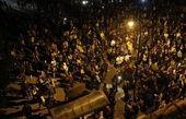 هشتمین روز ناآرام آمریکا سپری شد