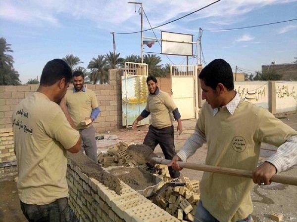 جهادگران سازندگی در زمره مجاهدان فی سبیل الله هستند