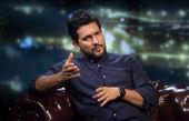 حامد بهداد قرارداد فیلم جدیدش را بست + عکس