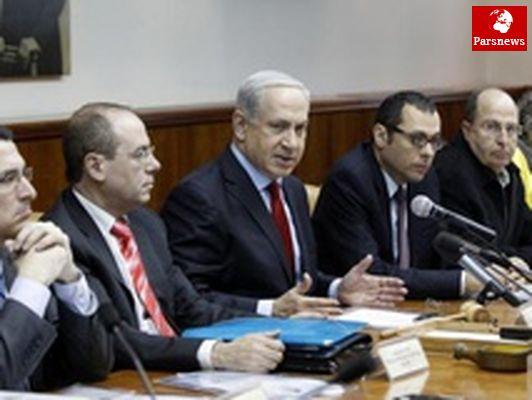 نتانیاهو قول داد معاهده صلح را به رفراندوم بگذارد