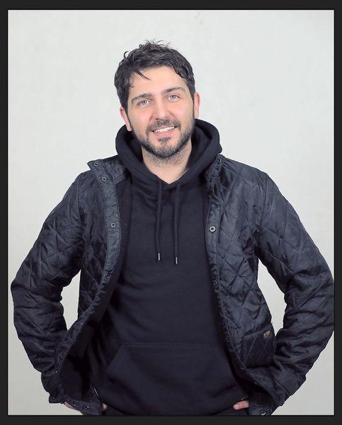 محمدرضا غفاری با لبخند شیرینش+عکس