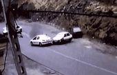 علت واقعی لغزش خودروها در جاده چالوس مشخص نیست