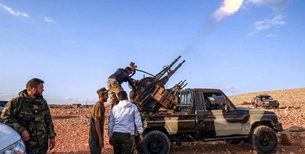 راه حل بحران لیبی توسل به گزینه نظامی نیست