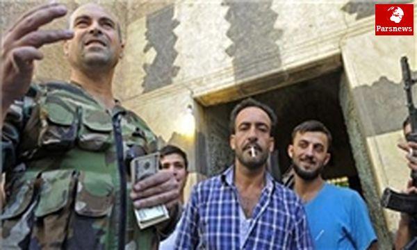قاچاق اعضای بدن انسان توسط تروریستهای سوریه