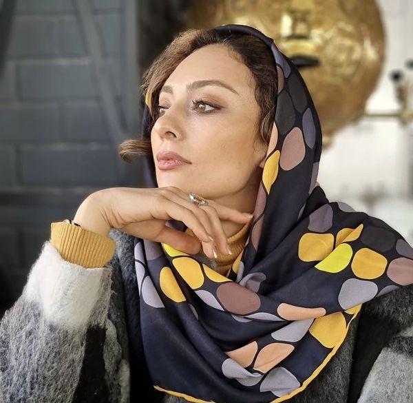 یکتا ناصر با تیپ عیدش + عکس