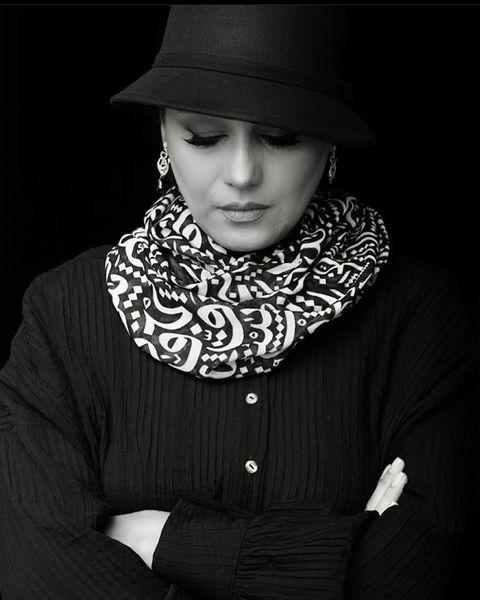 ظاهر متفاوت شبنم مقدمی + عکس