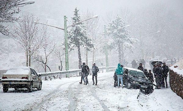 ۱۰ جاده کشور مسدود شد