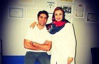 آقای بازیگر در مطب خواهر دکترش+عکس