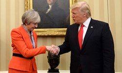 ترامپ: جانسون نخستوزیر خوبی میشود!
