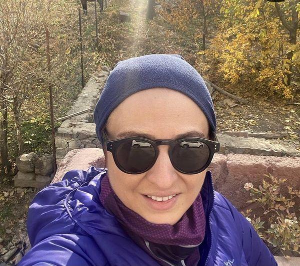 کوهنوردی گلاره عباسی + عکس