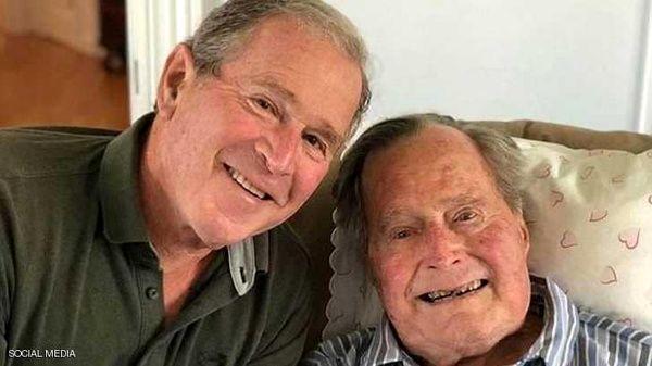 رکورد زنی جورج بوش پدر در تاریخ آمریکا
