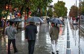 """""""بارش باران تابستانی"""" در انتظار تهران و ۸ استان کشور"""