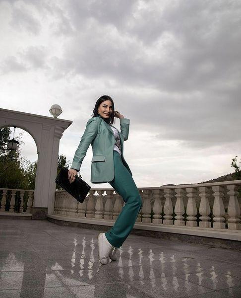 استایل مدلینگی سمیرا حسن پور + عکس