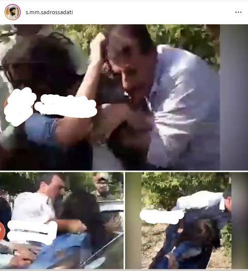 واکنش صدرساداتی به انتشار ویدئو جنجالی خانم بی حجاب