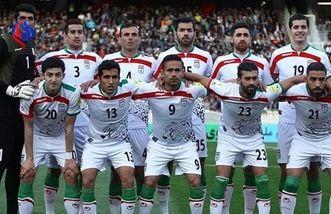 یوز ایرانی از پیراهن تیم ملی حذف شد