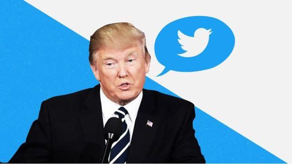 اعمال محدودیت های جدید توئیتر علیه ترامپ