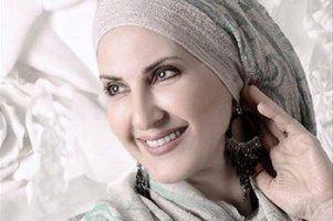عکس های فاطمه گودرزی به عنوان مدل آرایشی برای سالن زیبایی اش!