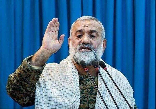 سردار نقدی: انقلاب، ملت ایران را از 2500 سال زندگی نکبت بار پهلوی آزاد کرد