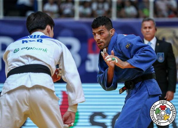 سعید ملایی مدال نقره بازی های المپیک را از آن خود کرد