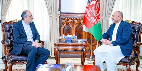 قدردانی افغانستان از همکاری ایران