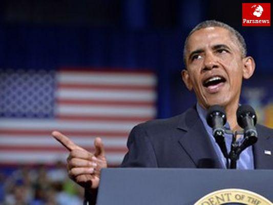 اوباما: اوضاع سوریه بسیار نگرانکننده است