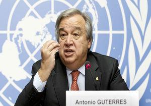بیانیه دبیر کل سازمان ملل خطاب به طالبان