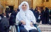 ۱۳سال پرستاری از خواهر شهید